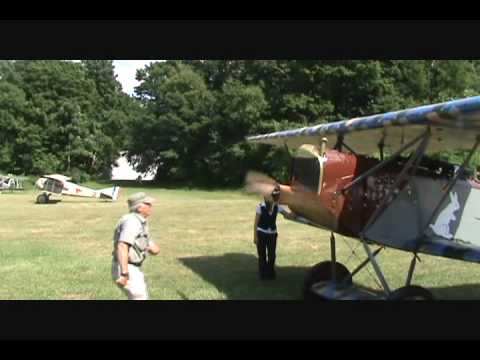 homebuilt fokker d.vii airplane plans