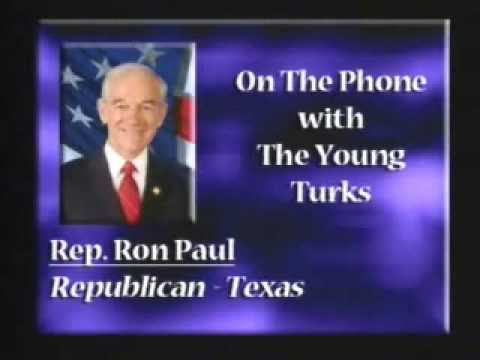 Ron Paul on Young Turks