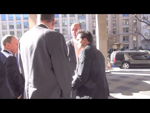 Journalist Accosted By Security Over Mayor Bloomberg Gun Control Question