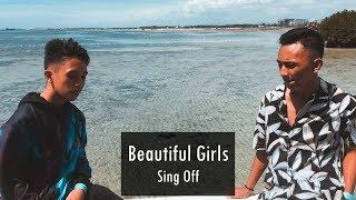 Sean Kingston - Beautiful Girls (Sing Off vs John Lloyd Wiseman)