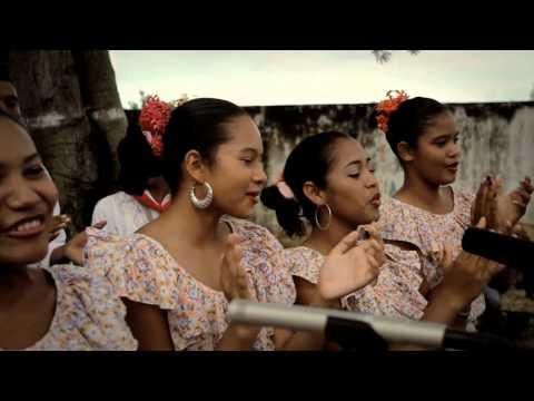 (HD) YACAMBÚ / EL HILO : AMPLIFICADO EN FESTIVAL NACIONAL DE LA TAMBORA