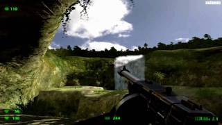 "Serious Sam HD: The First Encounter - How to Get to ""Moon Mountains"" Secret Level"