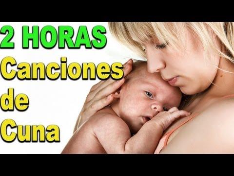 ✫ 2 HORAS ✫ Canciones de Cuna para arrullar a tu bebé -  Dormir y Relajar - Efecto Mozart #