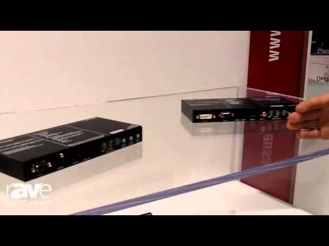 InfoComm 2014: Lightware Visual Engineering Talks About its UMX Products