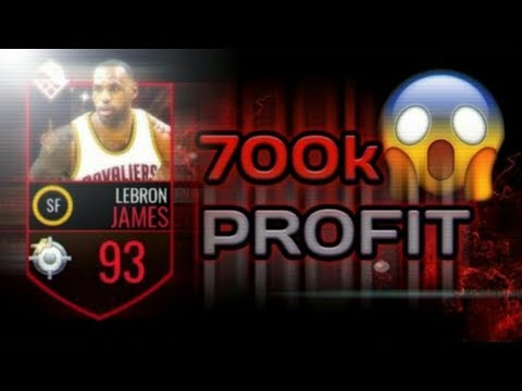 700K LIVE PROFIT FROM SNIPING!!!  ROAD TO THE TOP NBA LIVE MOBILE EP. 29 | 1 MILLION TOTAL COINS!!!