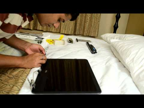How to replace laptop screen Dell Inspiron 15R 5521