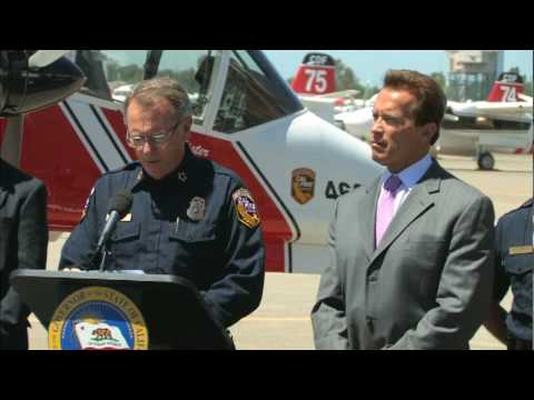 CAL FIRE Unveils Automatic Flight Following