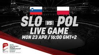 Словения : Польша