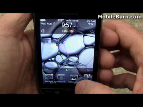 BlackBerry Torch 9800 review - part 1 of 3