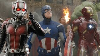 Ant-Man Will Time Travel to the Battle of New York in Avengers 4 | Avengers 4 Theory