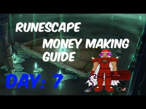 Runescape EoC: Money Making Guide Marathon Finale Day #7 1m+ hr 2013 LinedFury