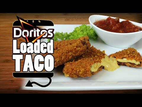 Hellthy JunkFood: Doritos Loaded Taco