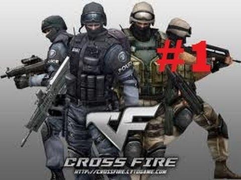 Pimeira Gameplay de CrossFire!