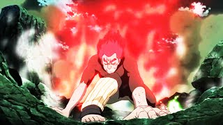 「AMV」Naruto Shippuden - Guy Vs Madara Leave It All Behind ᴳᴵᴺ.