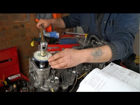 Replacing the 300tdi head gasket PART 2 - refit. tightening sequences and tools