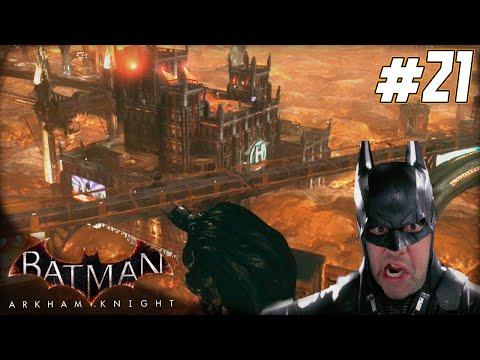 Batman Arkham Knight Gameplay Walkthrough Part 21 -