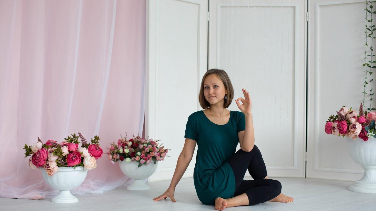 Алина терентьева йога для беременных 9