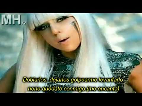 Lady Gaga - Poker Face *subtitulos traducido espaol letra*