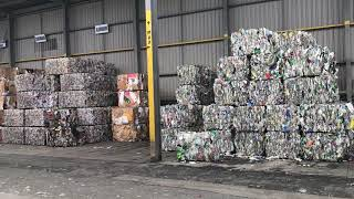 Beach Guardian's Emily: Tune In Tuesdays Part 5 Suez Materials Recycling Facility in Cornwall