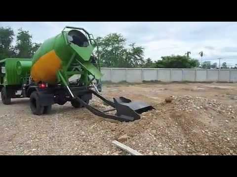 รถโม่ผสมปูน ตักหินทราย.m4v