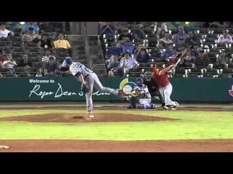 World Baseball Classic Qualifier 2012: Hit de Sánchez en la décima entrada