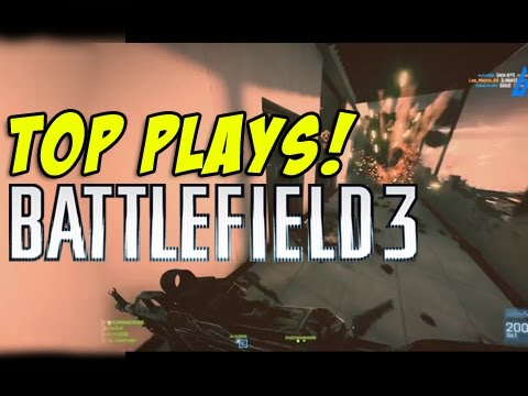 Rambo Charge! - Battlefield 3 Top Plays