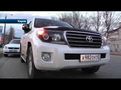 В Кирове девушку отправили за решетку за пьяное ДТП с патрульным автомобилем
