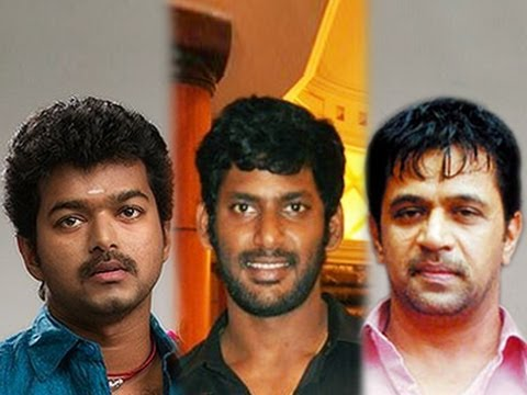 Vijay in Vishal's Direction
