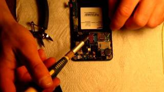Samsung Galaxy S2 disassembly for repair