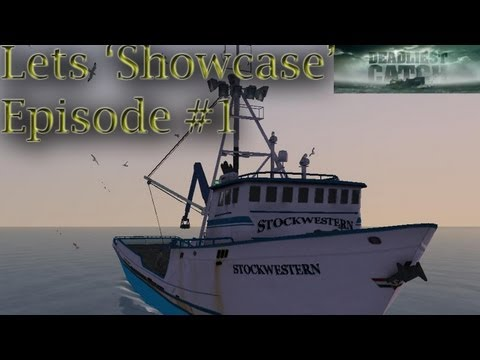 Let's 'Showcase' - Deadliest Catch: Alaskan Storm - Ep1