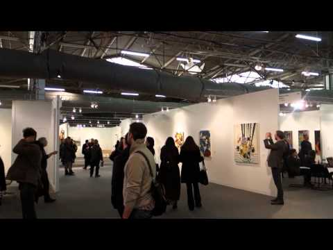 The 2013 Armory Show Art Fair  New York