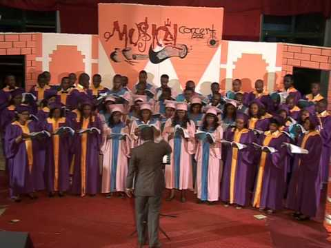 Seventh Day Adventist Church Choir, Choba, Port Harcourt, Nigeria