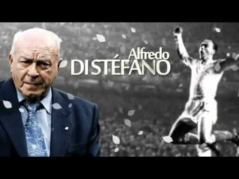 Alfredo Di Stefano Real Madrid Legend Dies At The Age Of 88   Tribute Video