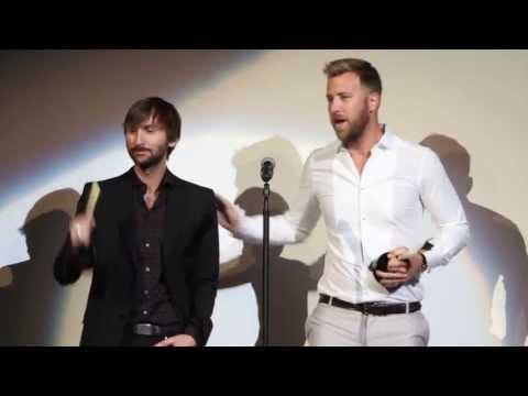 2013 ACM Honors - Lady Antebellum - Jim Reeves International Award