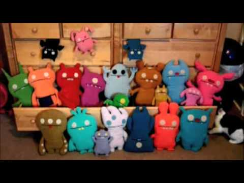 My Uglydoll Collection, as of 2009