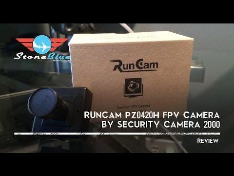 RUNCAM PZ0420H FPV Camera By Security Camera 2000
