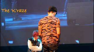 [HD] 130118 Jay Park in singapore - I Got Your Back