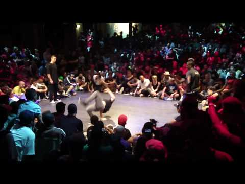 World Bboy Classic 2010 - final - Keebz & Thesis vs Lamine & Lil G