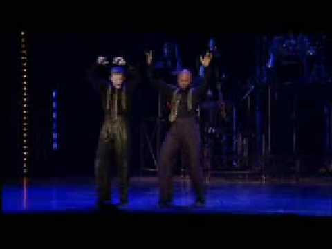Amazing Tap Duet - Ken Alan / Eugene Fleming - Fosse