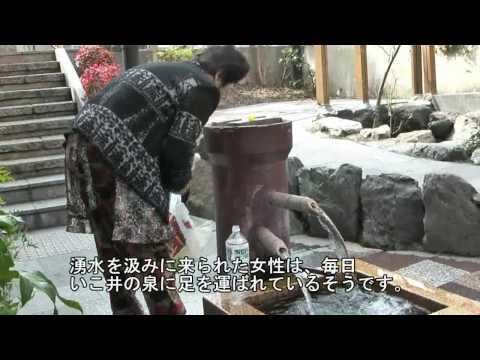 大垣市 「名水・大手いこ井の泉」