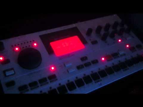 MachineDrum SPS1 UW+ MKII Test