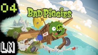 Let's Play Bad Piggies 04 - Fancy Jinglepuff's Nonsensical Fantrabulous Contraption