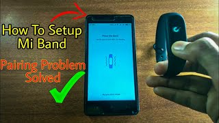 How To Setup Xiaomi Mi Band 2 & HRX Edition | Mi Fit app | in (Hindi)