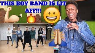 DANCER REACTS TO BTS