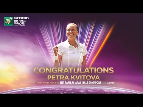 Petra Kvitova Qualifies For 2014 WTA Finals