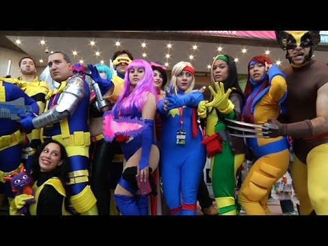 The Cosplay Life (New York Comic-Con 2013)
