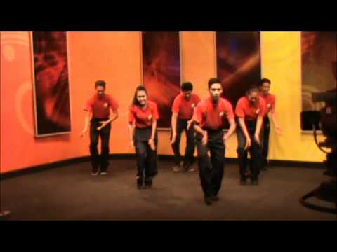 Senam Seni 1 Malaysia (edisi 10 1 2012 jkkn-spm rtm) video