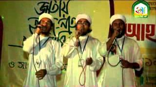 populer Islamic song by Aahoban Shilpi Gosthi 'Muktir Potaka Tole'