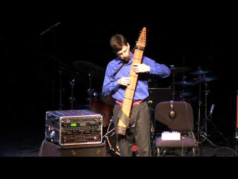 Tomorrow Never Knows - Greg Howard Chapman Stick guitar tapping