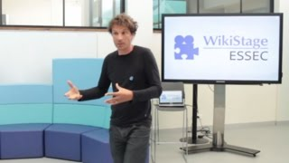 What are the key drivers of an entrepreneur to start a business? Pascal LORNE - WikiStage ESSEC